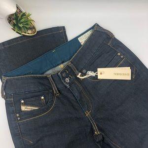 Diesel Ronhar Bootcut Stretch Jeans